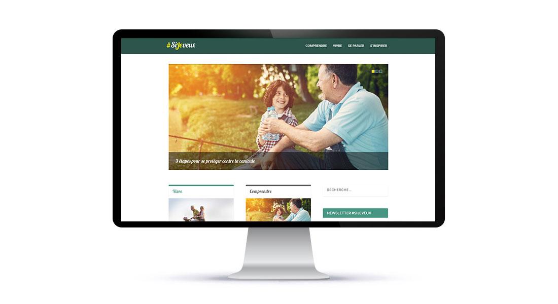 Home page du blog #Sijeveux