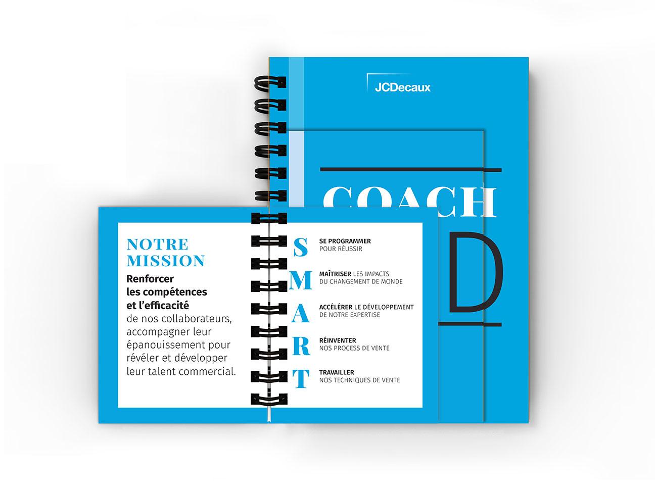 Coachpad - cahier 1